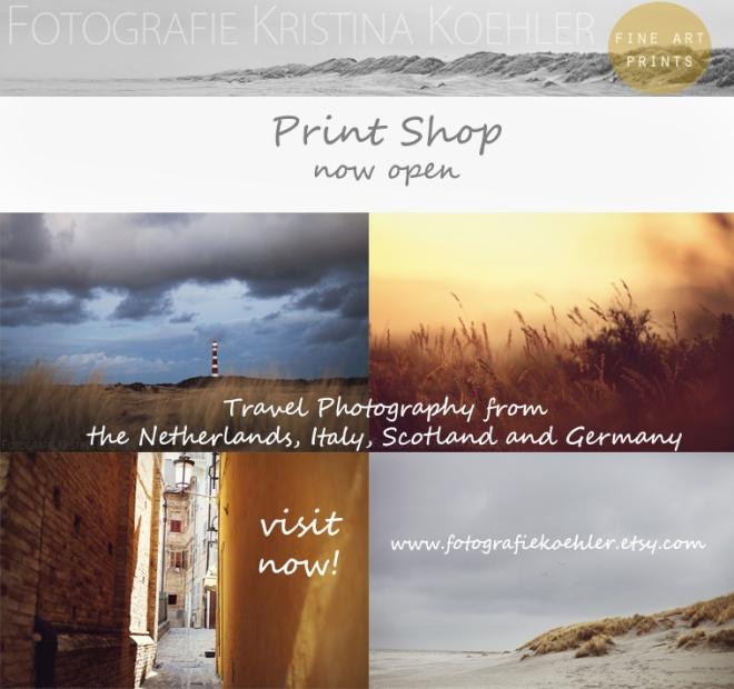 Print Shop Opening. Fotografie Kristina Koehler